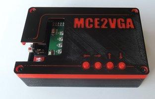 MCE2VGA