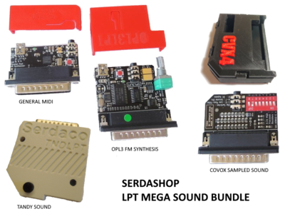 LPT Mega Bundle