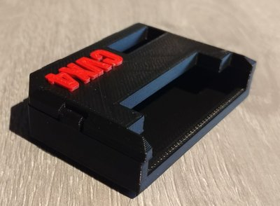CVX4 3d printed enclosure